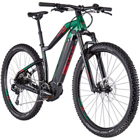 HAIBIKE SDURO HardNine 8.0 black/kingston/red